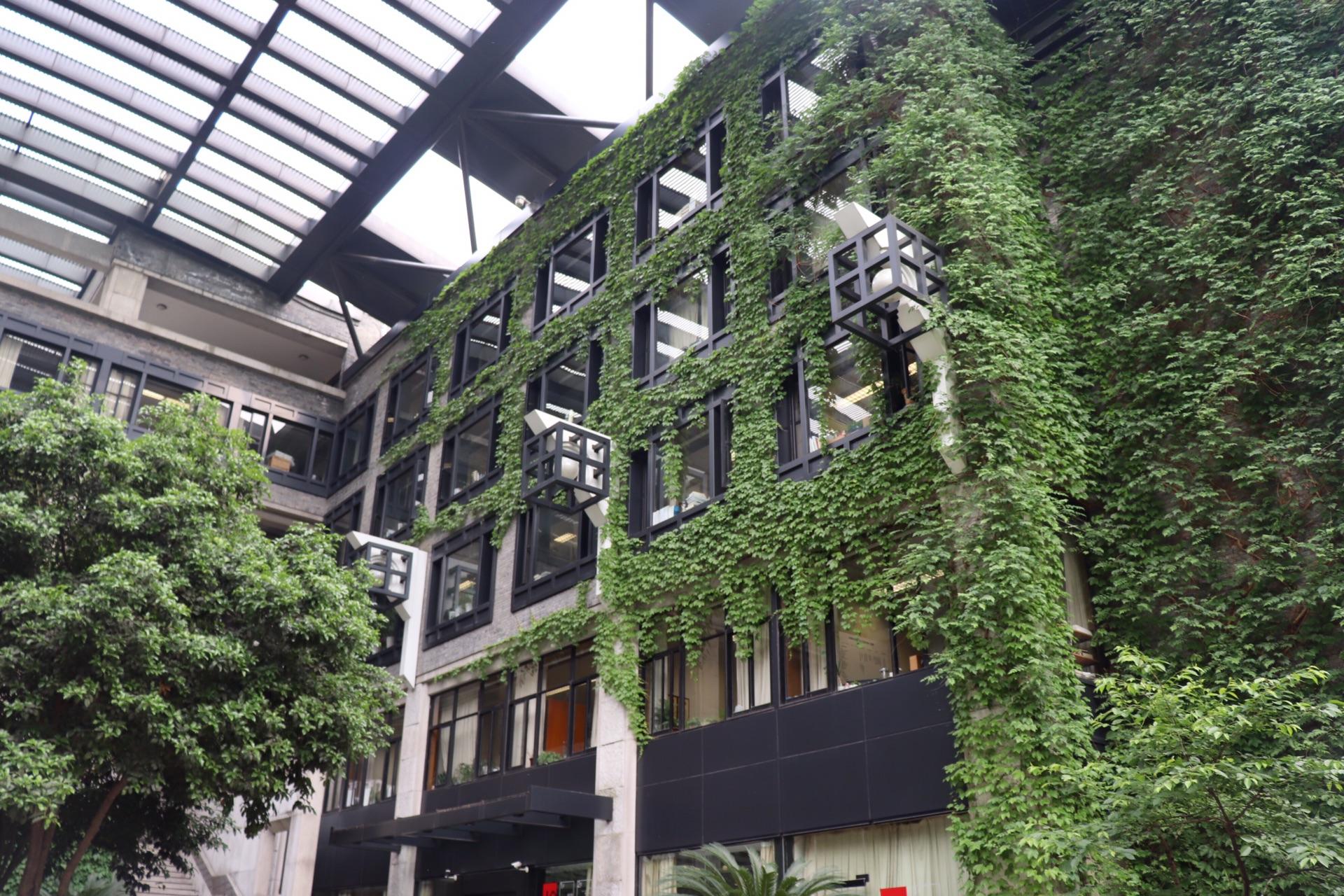 中国美术学院象山校区可以进去参观吗,中国美术学院象山校区游览路线
