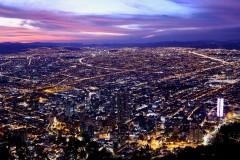 哥伦比亚行(一)首都波哥大