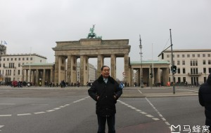 【德国图片】东欧六国之旅...游德国地标勃兰登堡门风景区记