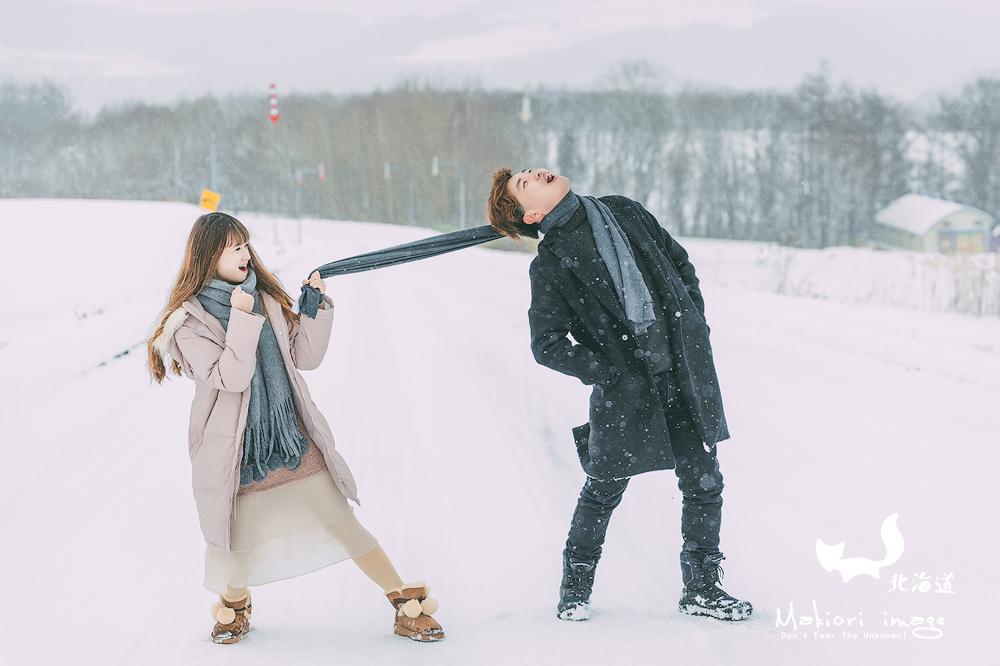 【雍容makiori】北海道~這個冬天你的城市下雪嗎?