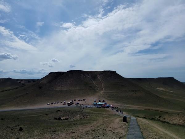 内蒙古大草原自驾游 乌拉盖 锡林郭勒 贡格尔