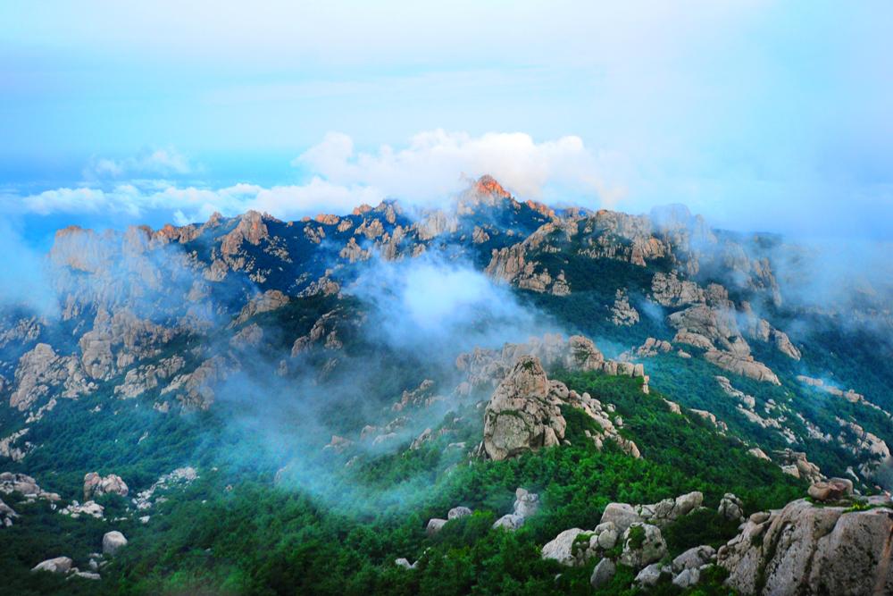 暑期大促 青岛崂山景区门票/电子票/快速出票(崂山是道教名山 名道张