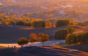 【克什克腾旗图片】坝上图记 || 他乡云水地,树树皆秋,山山落晖 ||