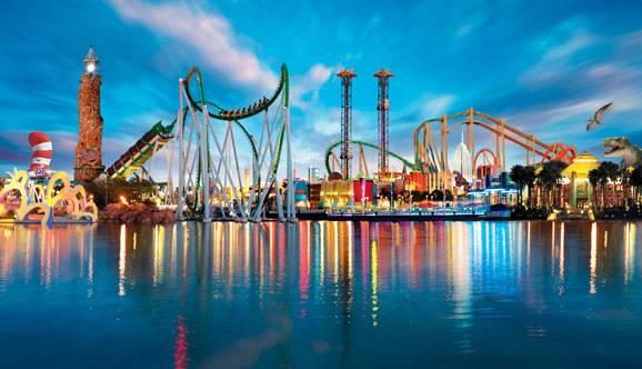 蓬莱欧乐堡梦幻世界 欧式风情 超多先进游乐设备 冰雪世界
