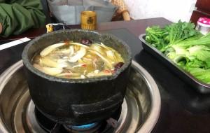 林芝美食-南渝食府.石锅鸡