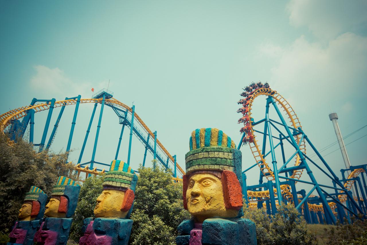 杭州乐园有什么好玩的项目,杭州乐园好玩吗,杭州乐园旅游攻略