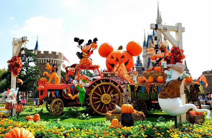 【日本景點圖片】東京迪士尼樂園