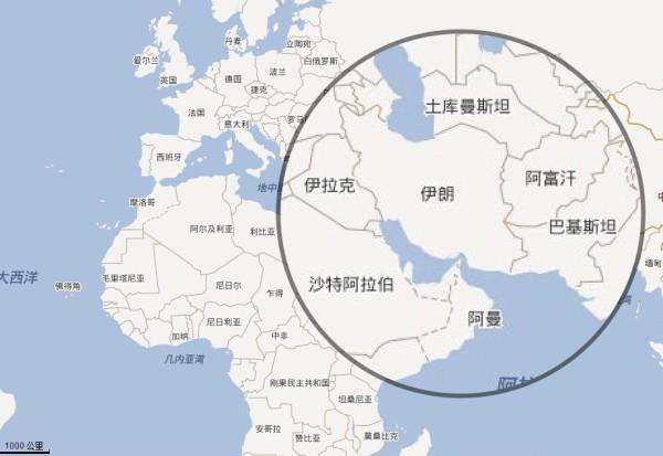 伊朗 游记  伊朗的地理位置极其独特:  北面比邻里海, 东北面与土库曼图片