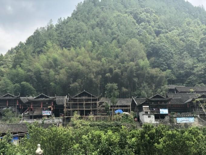 宣恩彭家寨风景区