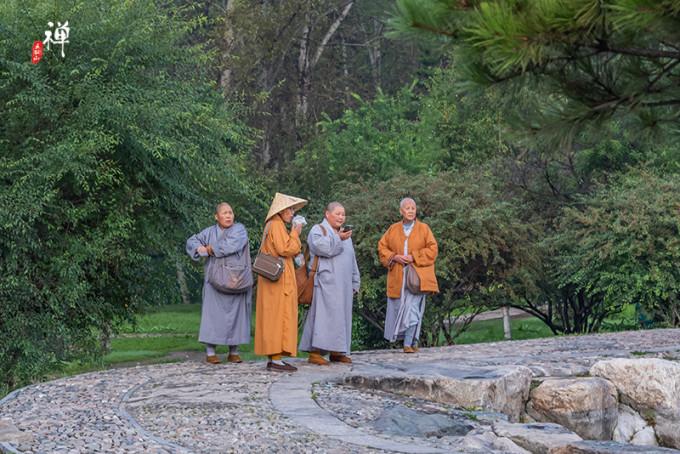 虔行五台山,聆听那一方梵音空灵的禅说(图17)