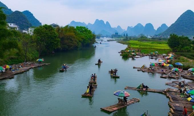 桂林旅游路线景点详细攻略+推荐美食.桂林自由行攻略