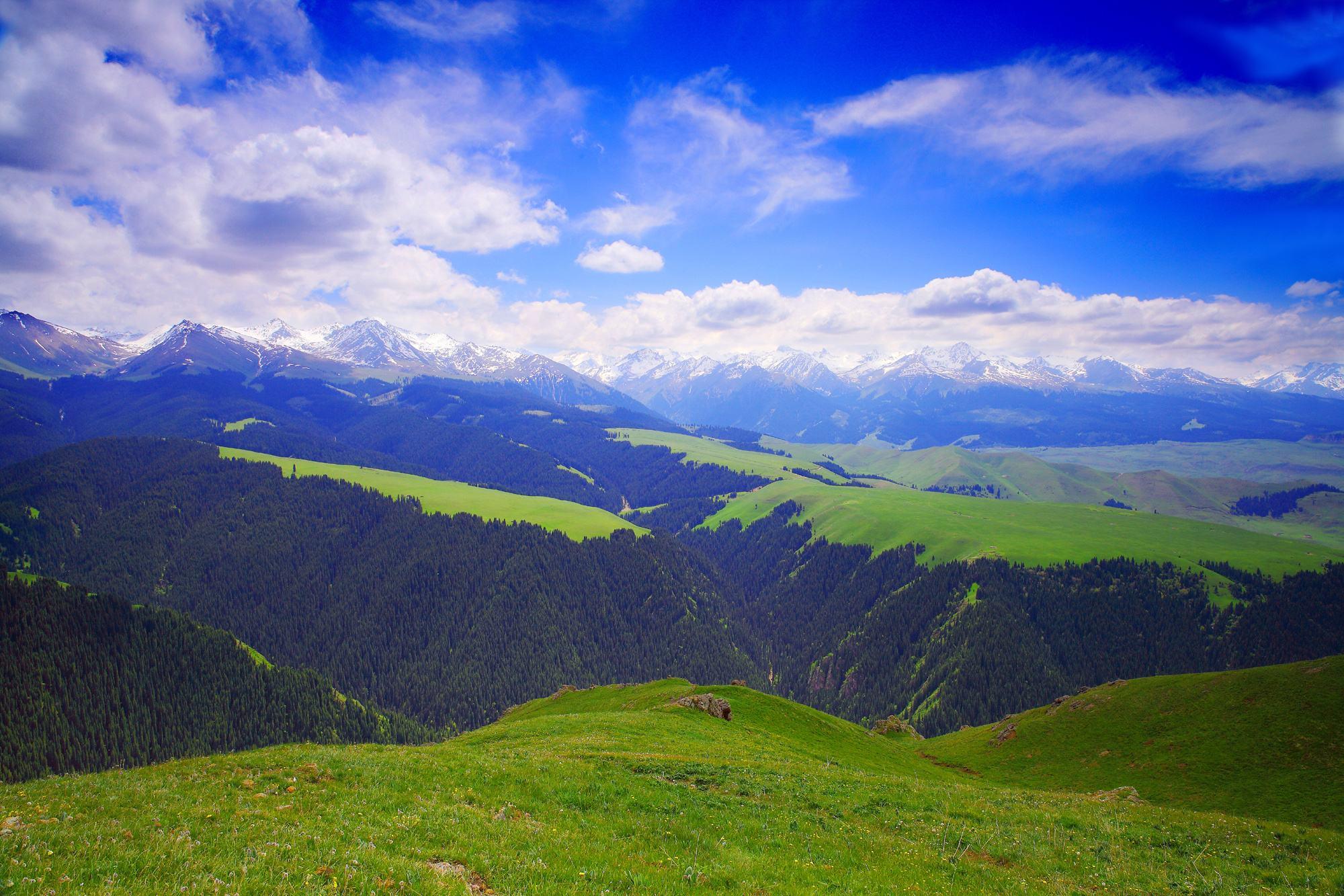 新疆 | 在自由与人间的交界处狂奔