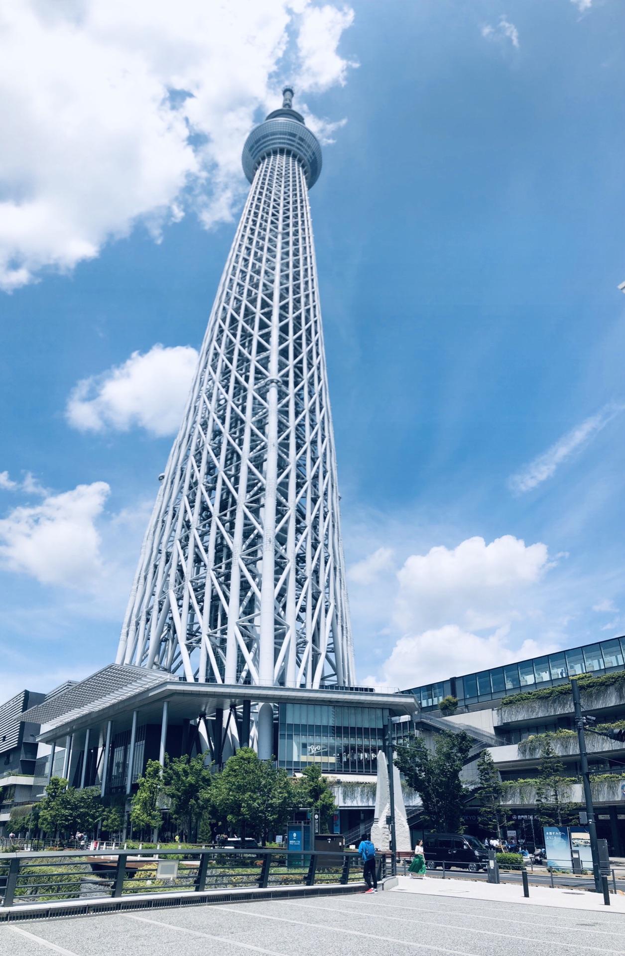 晴空塔-秋叶原-阿美横町-上野公园里的博物馆