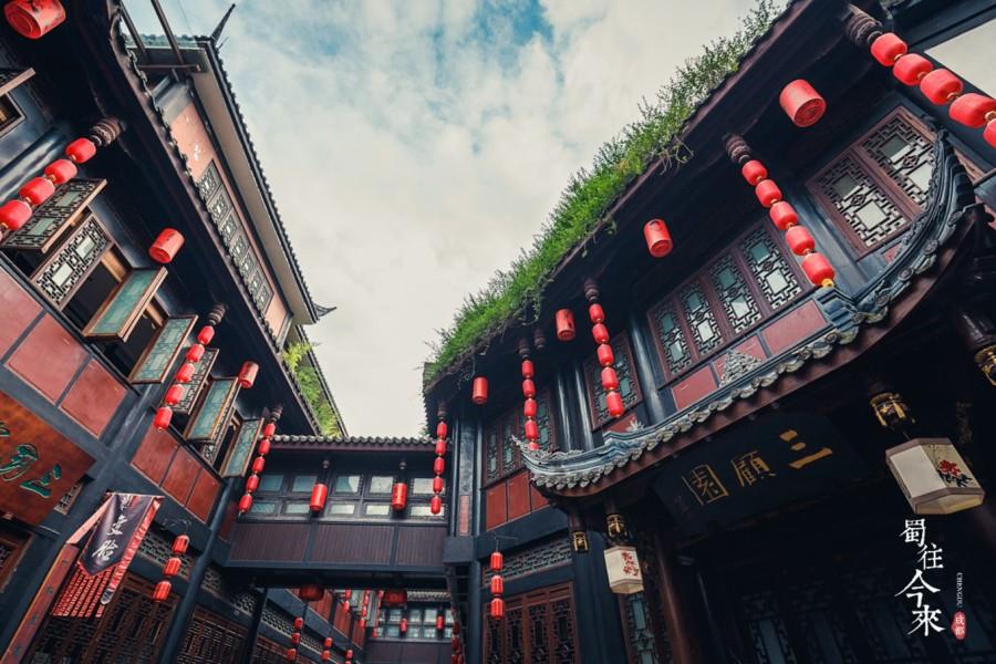 台湾美食街名称图片