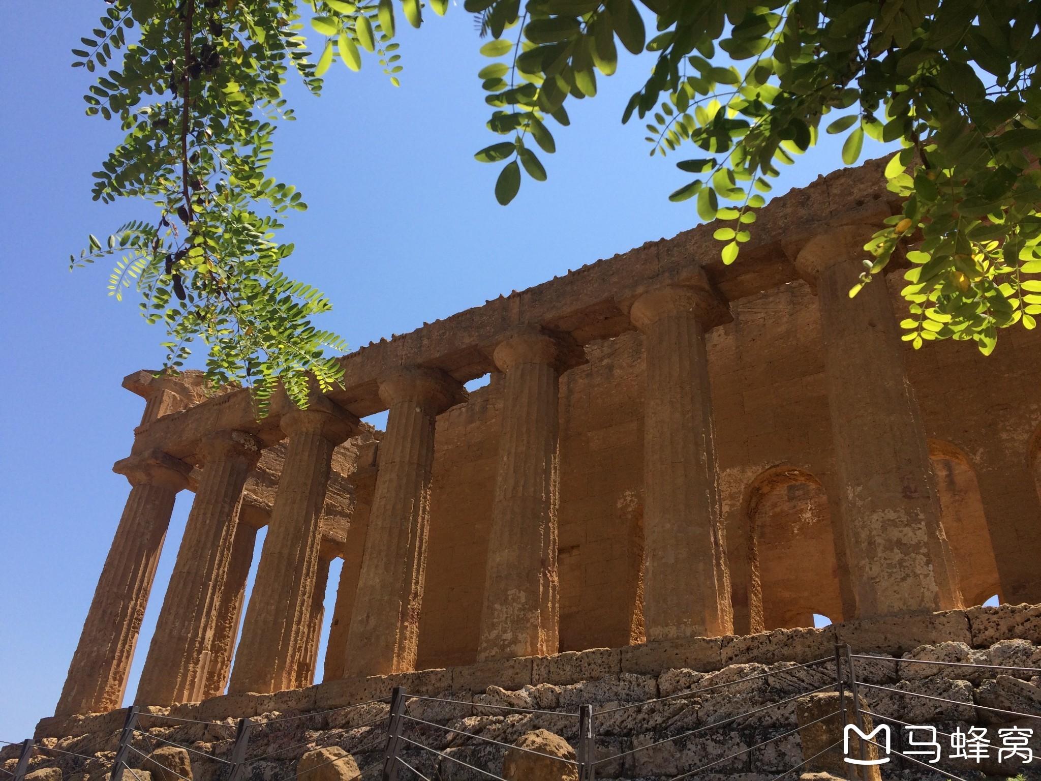 🍋 漫步意大利西西里岛 徜徉间倾听历史的娓娓述说👼 (终结篇)_游记