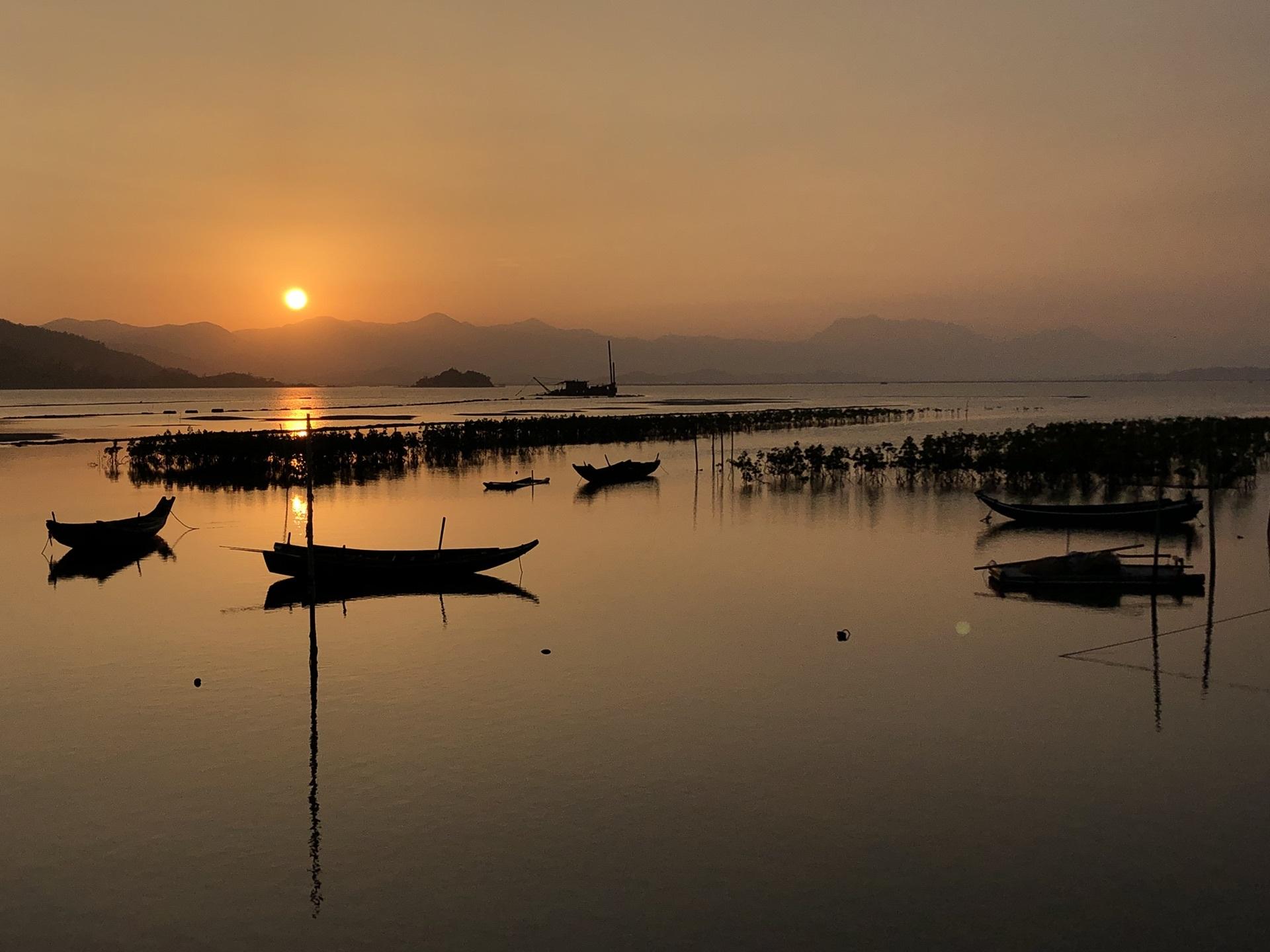 找个美丽的角落,度过安静的周末-盐洲岛
