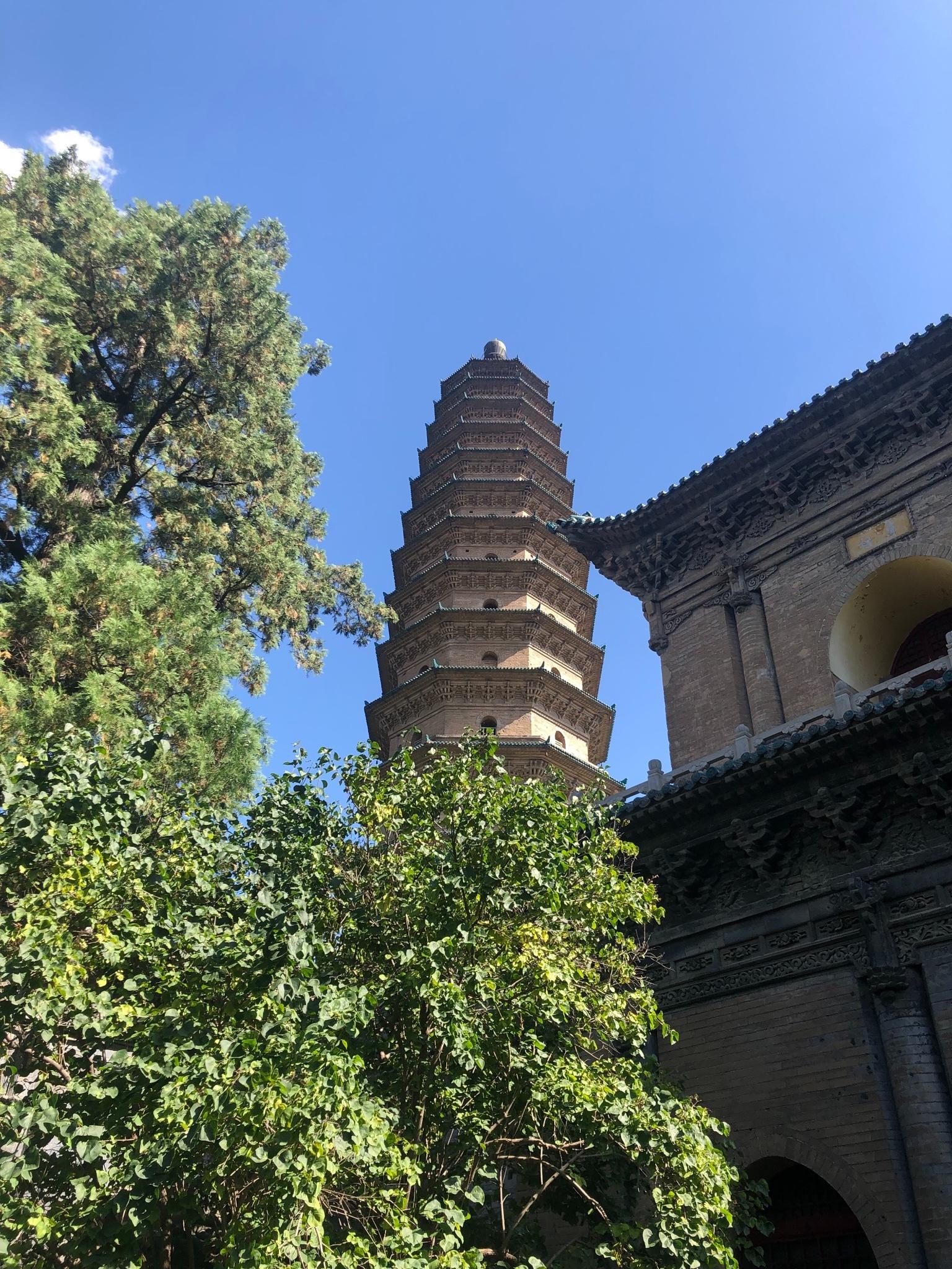 山西太原印象-永祚寺