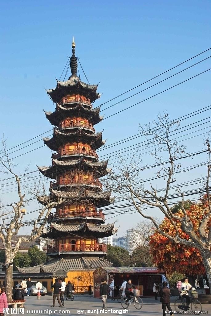 宗教艺术之旅,上海的包容与开放。