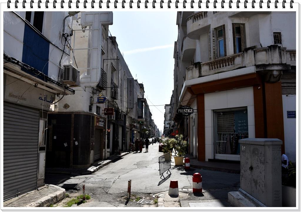 照片回顾 2019/10 法突马摩 DAY 2:突尼斯城(1)新城+老城