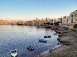 西西里环岛8日自驾(4) ——西部渔港 特拉帕尼_游记