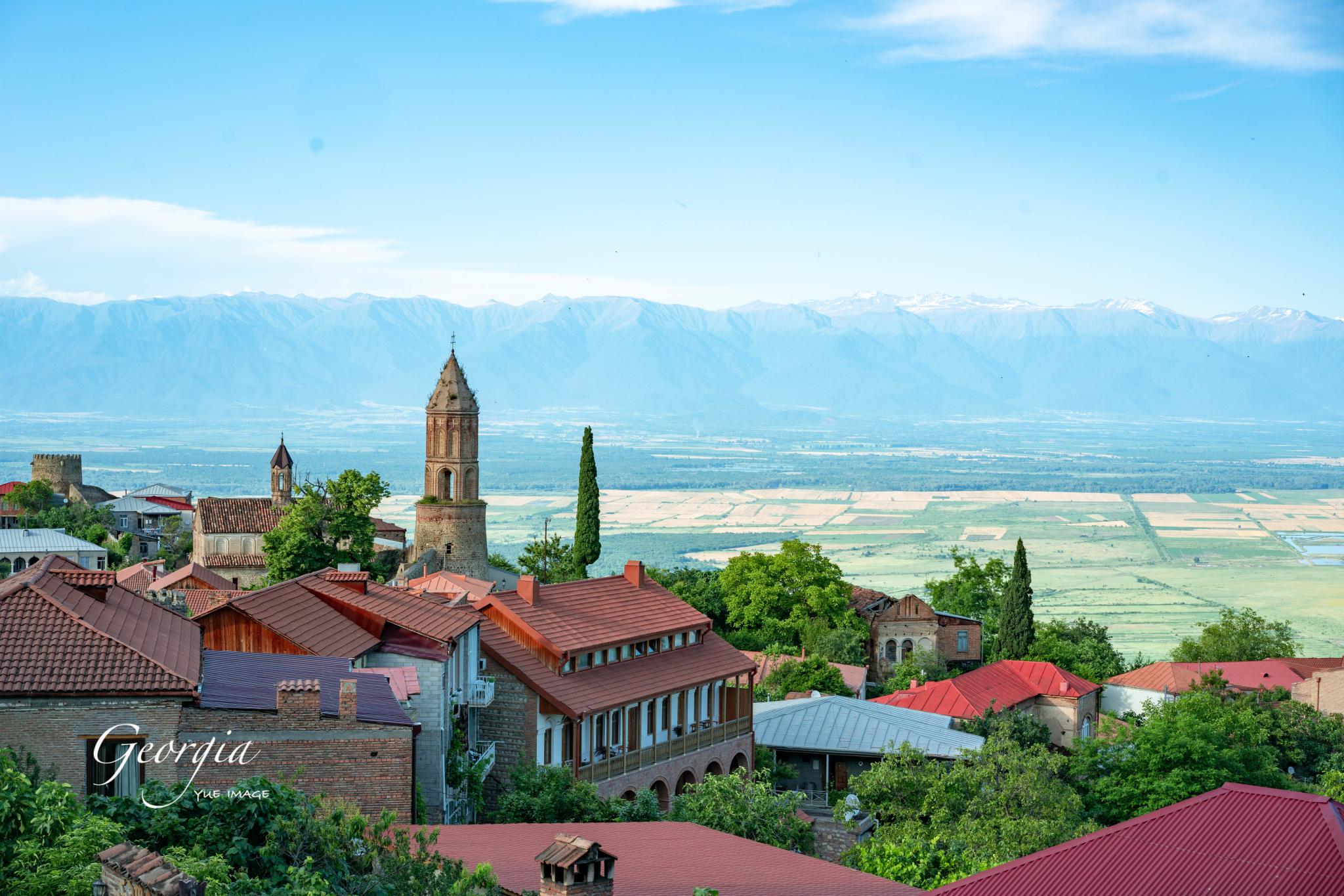 ·#间隔年旅行# 大山的呼唤,黑海的柔情,童话的酒庄,这里是人间秘境高加索_游记