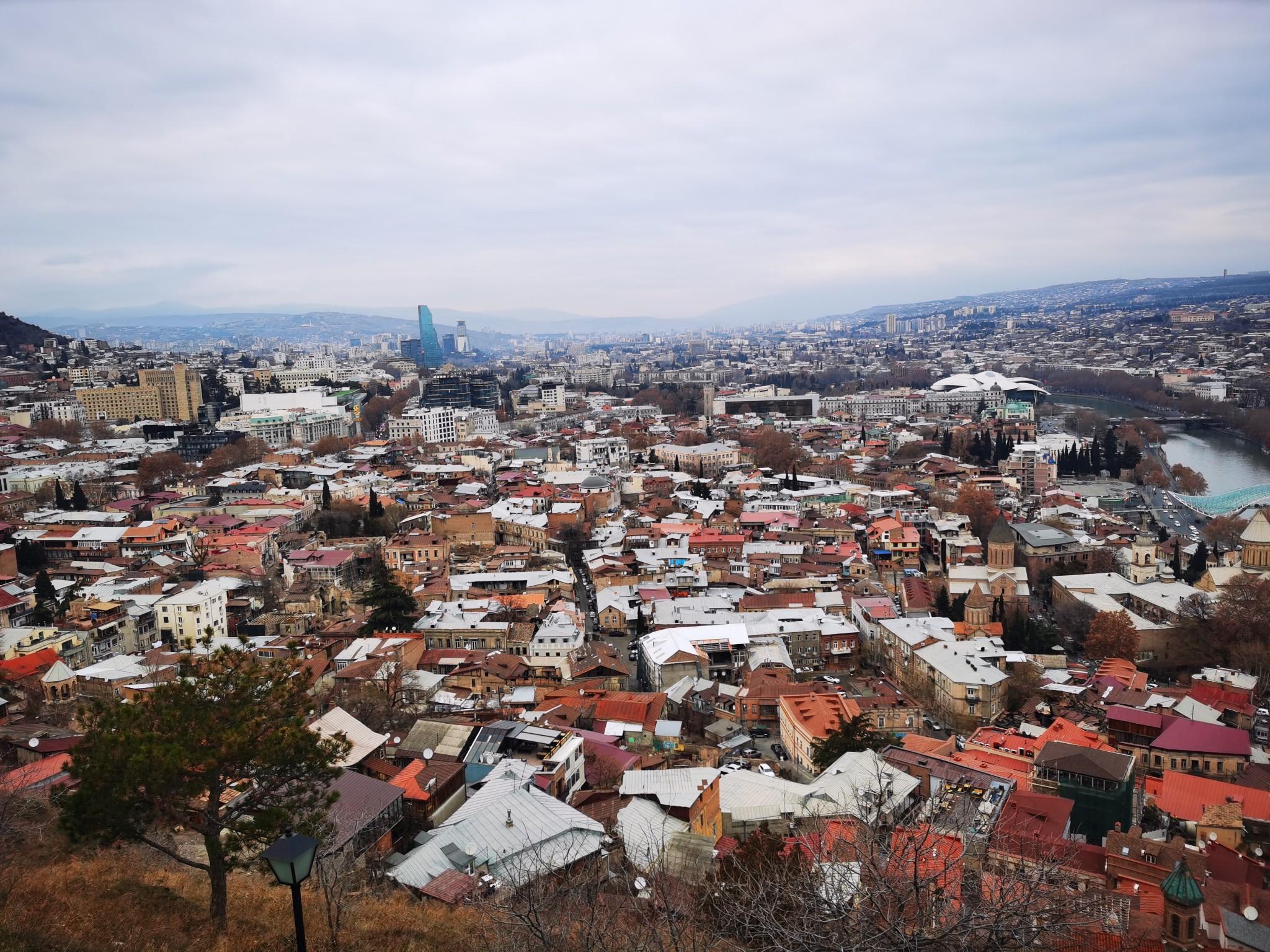·外高加索冬日之章·格鲁吉亚+阿塞拜疆+亚美尼亚_游记