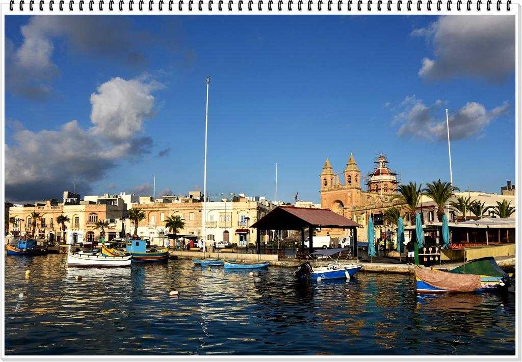 照片回顾  2019/10 法突马摩 DAY 4:马耳他(1) 姆迪纳古城 马萨施洛克渔村 史前石庙