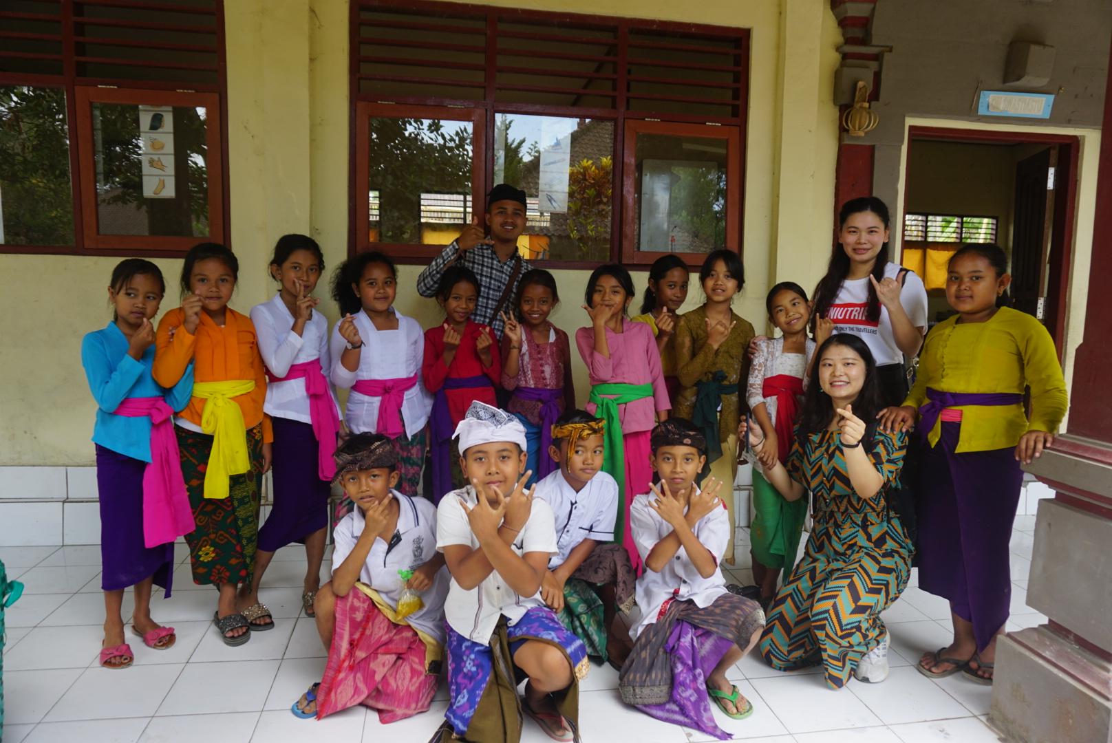·文化体验日记 | 巴厘岛的夏日情书_游记