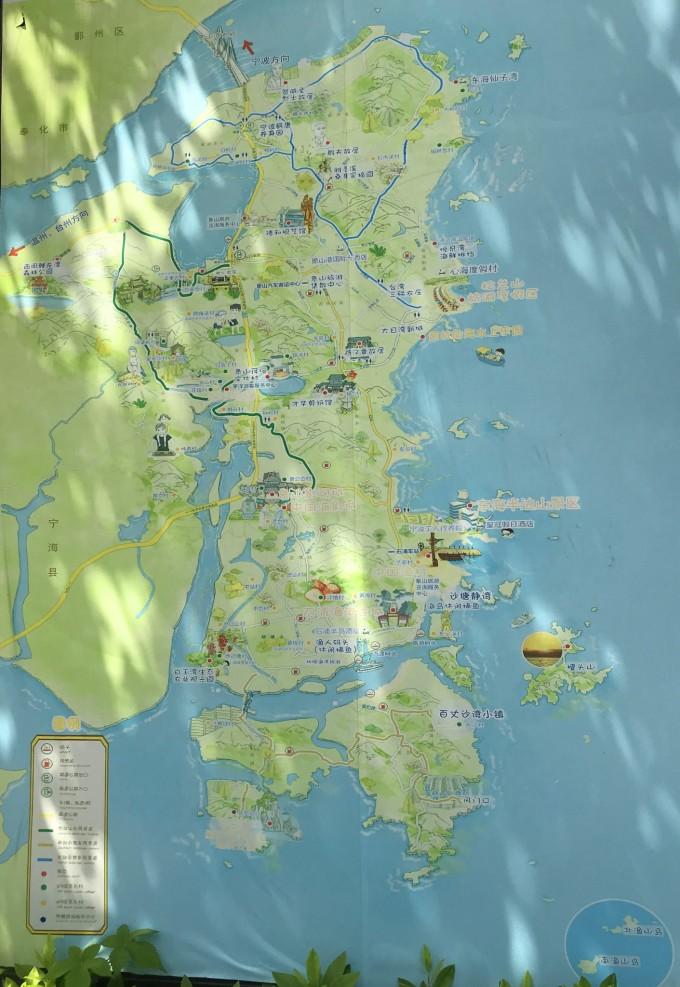 最新石浦及周边旅游全攻略