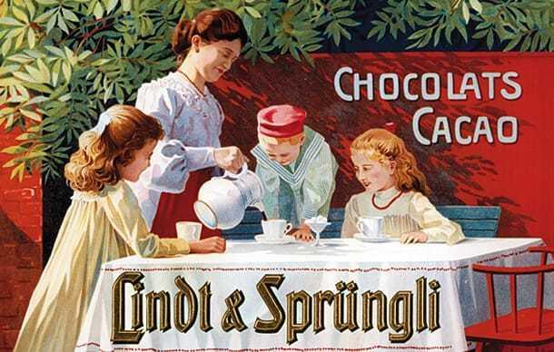 瑞士人建了一座世界上最大的巧克力博物馆!巧克力6