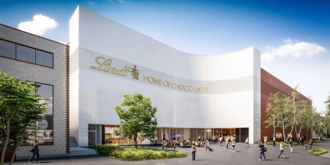 瑞士人建了一座世界上最大的巧克力博物馆!