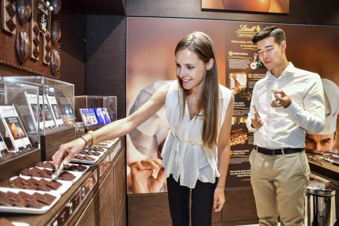 瑞士人建了一座世界上最大的巧克力博物馆!巧克力13