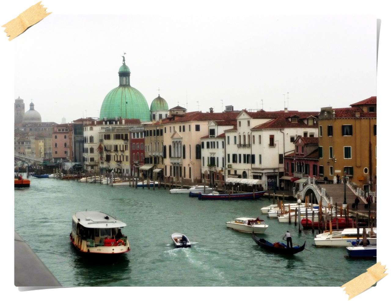 照片回顾 2009/11 意大利 day 8:威尼斯 圣马克广场 叹息桥 里奥托桥