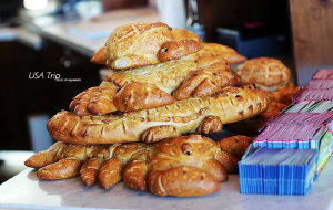 旧金山美食-波丁酸面包工厂