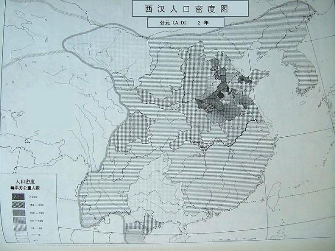 我国的人口密度_中国人口密度图