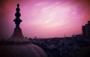 【印度图片】印度 用心灵去感受色彩