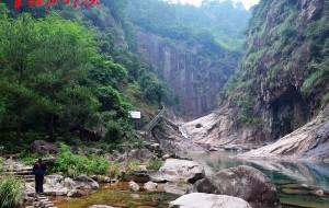 【瑞安图片】【卧龙峡穿越】亲,咱攀爬的是峡谷,穿越的是意志!