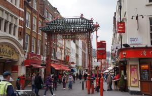 英国美食-唐人街