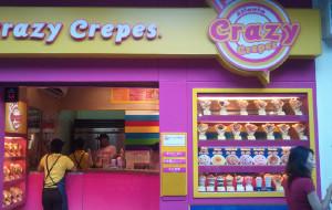 菲律宾美食-Crazy Crepes
