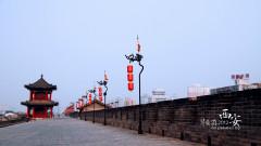 旅游景点-西安古城墙