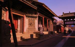 【韩城图片】陕西之旅~韩城城隍庙