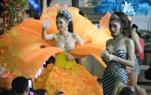 泰国娱乐-东方公主人号