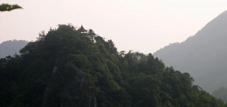 石柱山景区