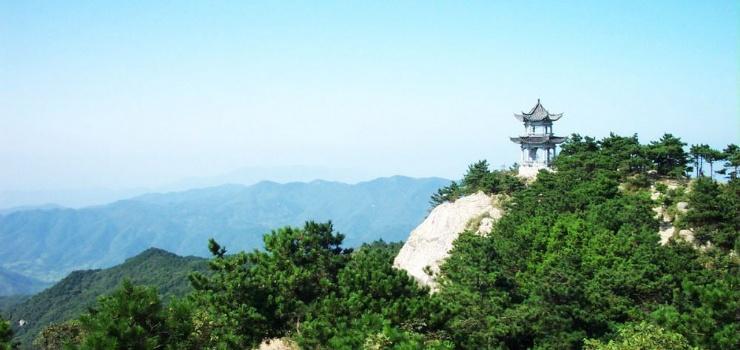 孝感双峰山旅游景区
