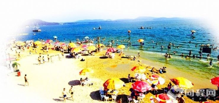 东湖沙滩浴场