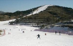 天津娱乐-天津蓟州国际滑雪场