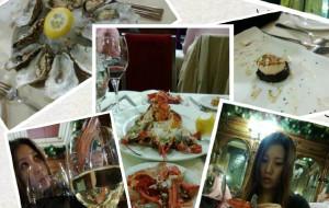 爱丁堡美食-Cafe Royal
