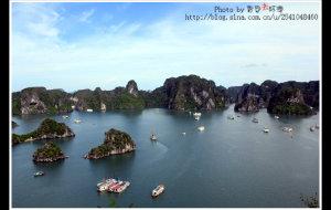 【下龙湾图片】背包行之越南--下龙湾(Halong Bay)
