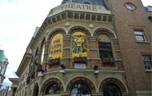 英國娛樂-蘭心大戲院