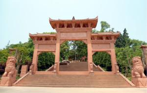【泸州图片】探访深山皇家古寺——法王寺